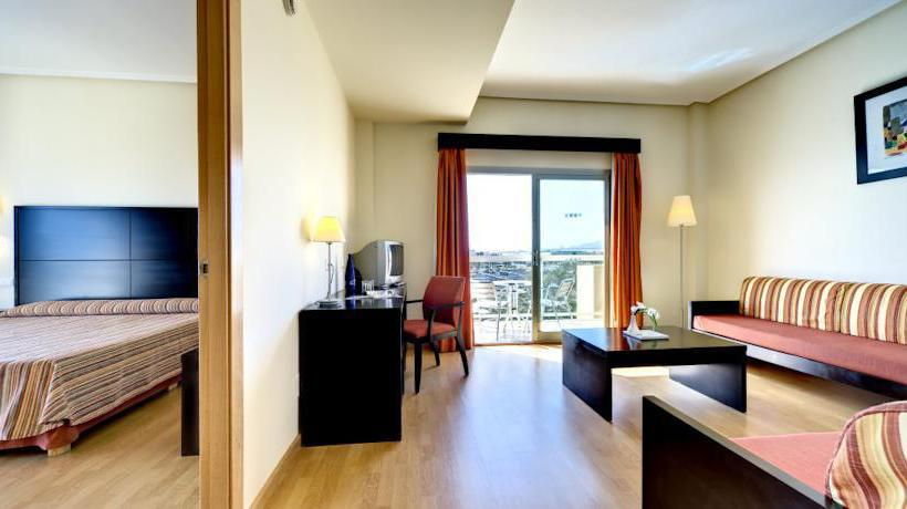غرفة Cabogata Mar Garden Hotel & Spa إل تويو