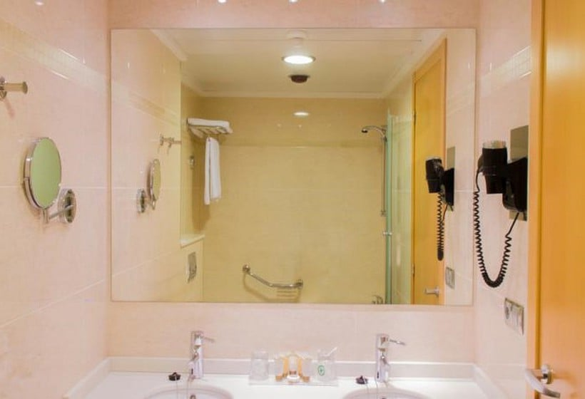 Bathroom Hotel AR Diamante Beach Spa Calpe