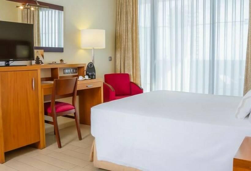 Quarto Hotel AR Diamante Beach Spa Calpe