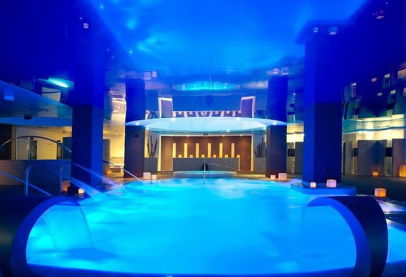 Wellness Hôtel AR Diamante Beach Spa Calpe