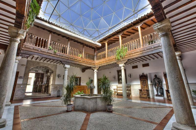 Hotel casa palacio in santa cruz de mudela starting at 26 destinia - Casa santa cruz ...