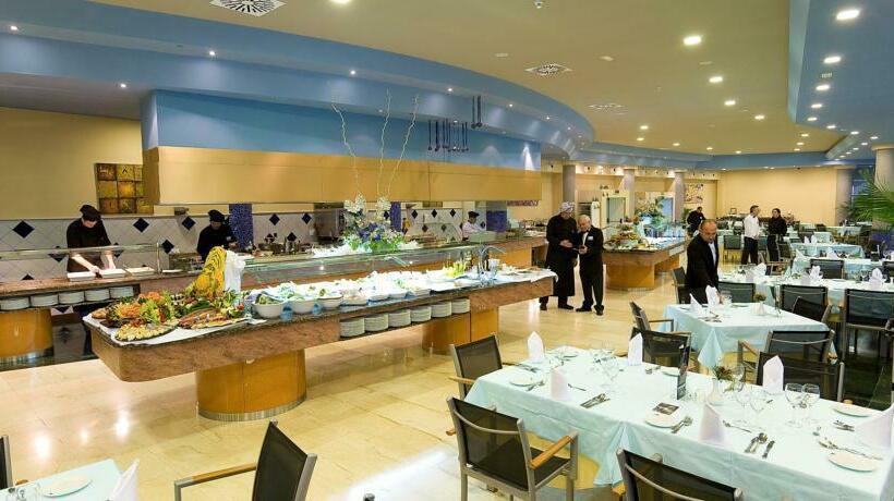 Restaurant Hôtel Gloria Palace Royal Playa de Amadores
