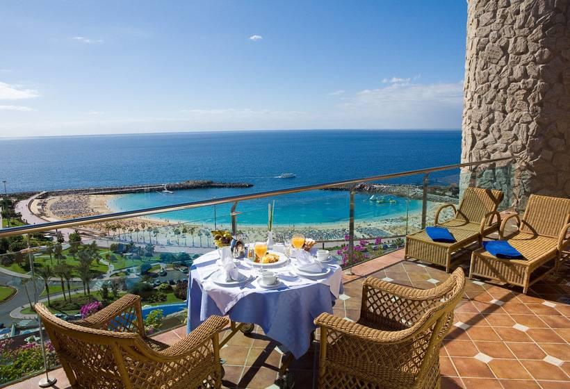 Terrasse Hôtel Gloria Palace Royal Playa de Amadores