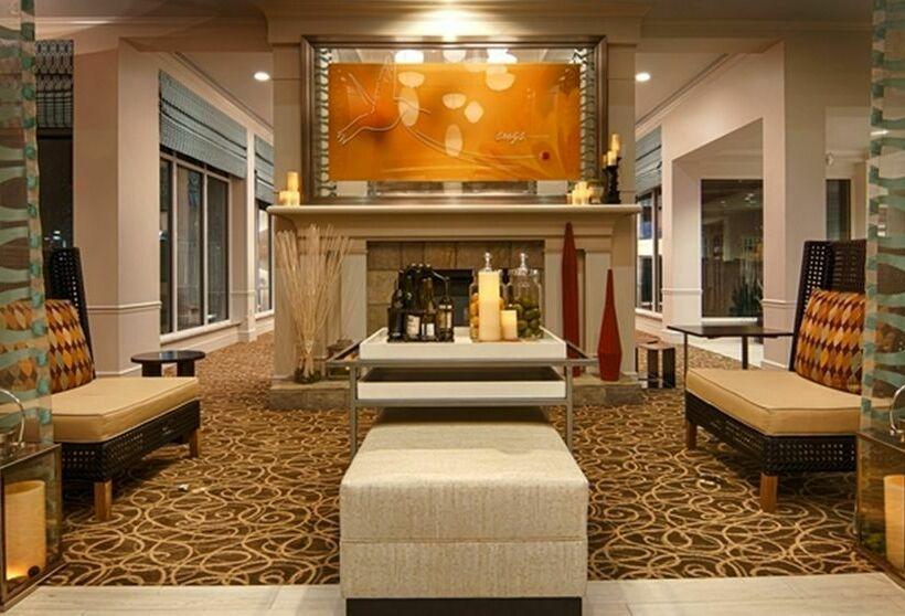 Hotel Hilton Garden Inn Houston Galleria Area W Houston Od 363 Z Destinia