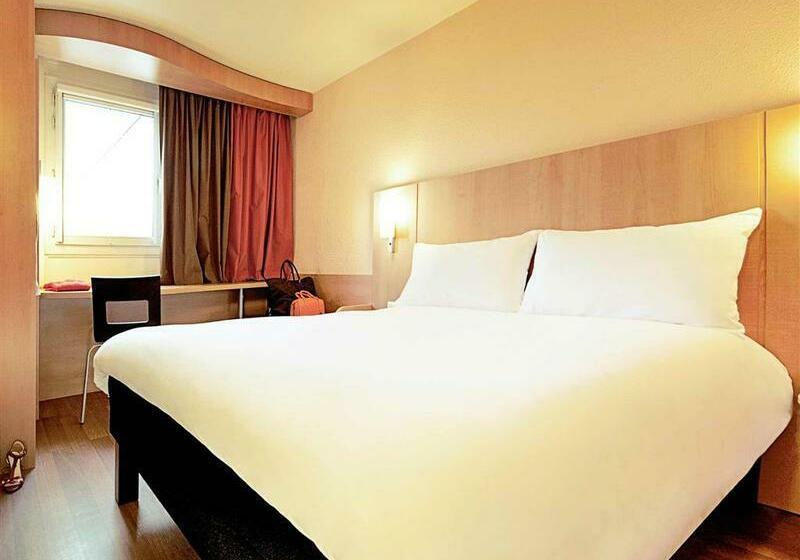Hotel Ibis Centre Notre Dame Nizza