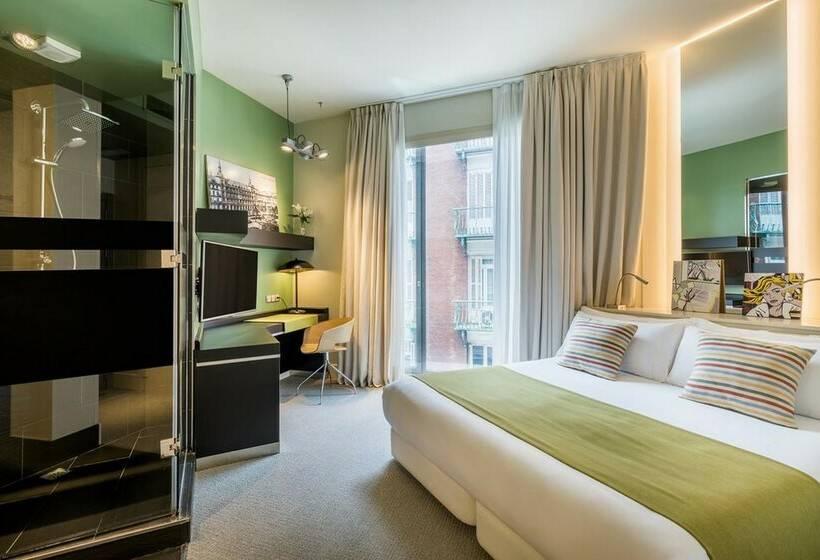 Hotel Room Mate Alicia Madrid