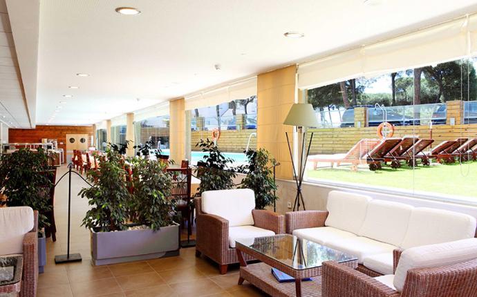 Espaces communs Aparthotel AirBeach Islantilla