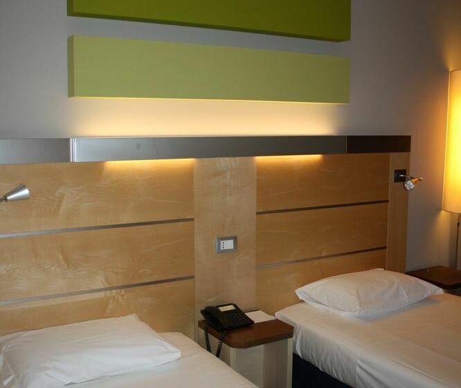 Habitación IH Hotels Milano Gioia Milán