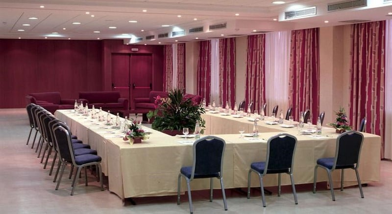 Vergaderingsruimte Hotel Peñíscola Plaza Suites Penyiscola