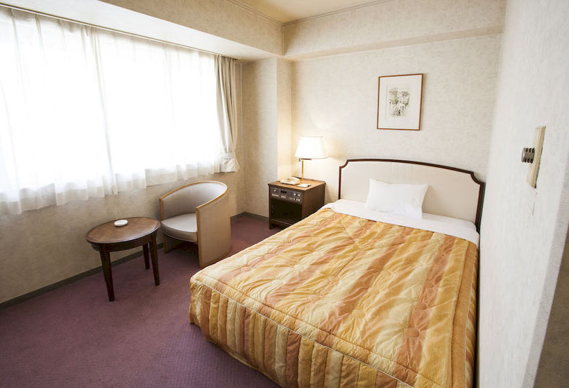 Quarto Hotel Ariston Kobe