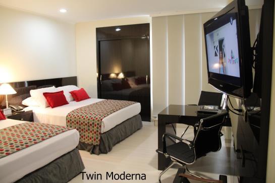 Hotel Porton Medellin 메델린