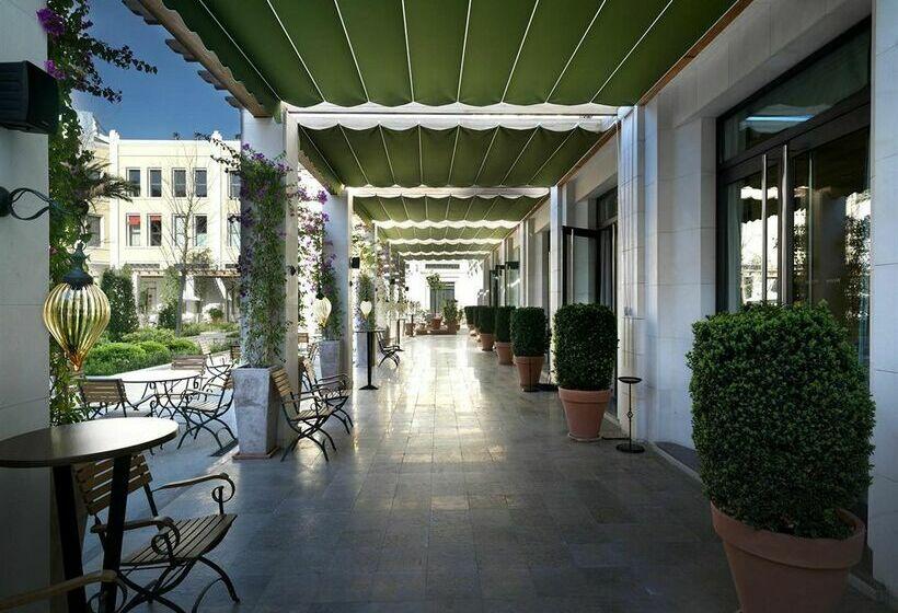 ホテル The Westin Valencia バレンシア
