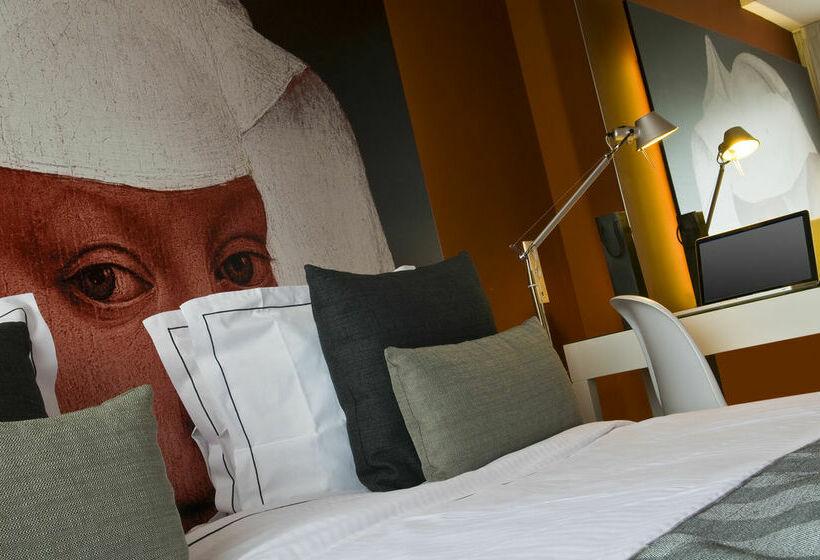 Hotel Tryp By Wyndham Antwerp Antuérpia