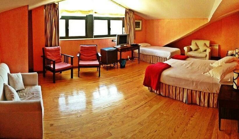 Hotel de monta a el corzo em navacerrada desde 42 destinia for Hotel familiar montana
