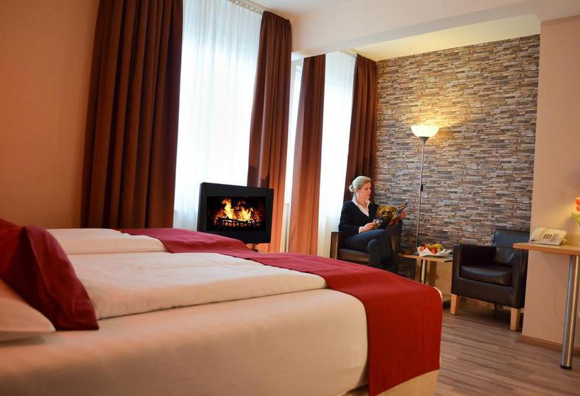 Room Hotel Enjoy Berlin City Messe