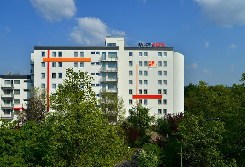 Exterior Hotel Enjoy Berlin City Messe Berlim