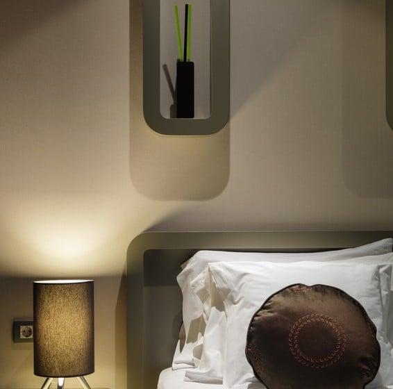 חדר בית מלון כפרי H10 Casanova ברצלונה