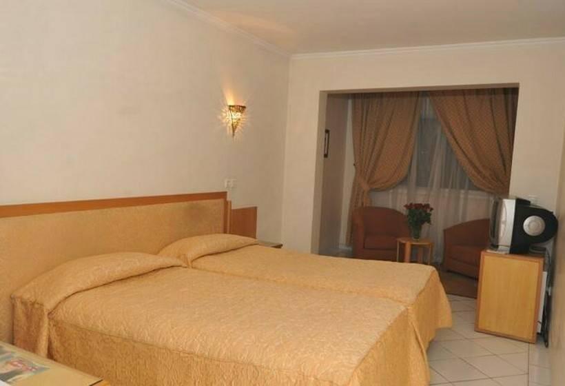 Habitación Hotel Mogador Express Bab Doukkala Marrakech