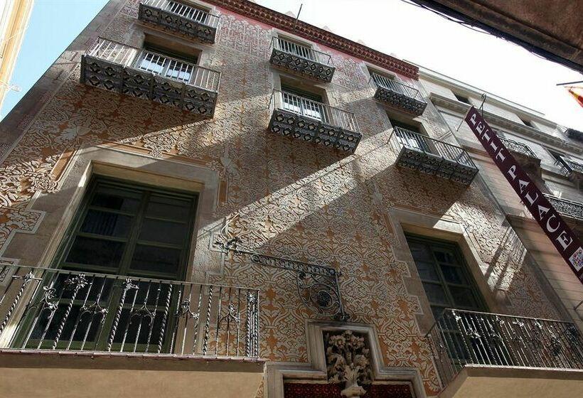 Hotel Petit Palace Boqueria Garden Barcelona
