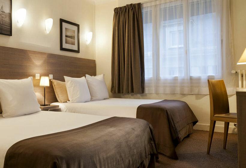 comfort hotel astoria lorient partir de 41 destinia. Black Bedroom Furniture Sets. Home Design Ideas