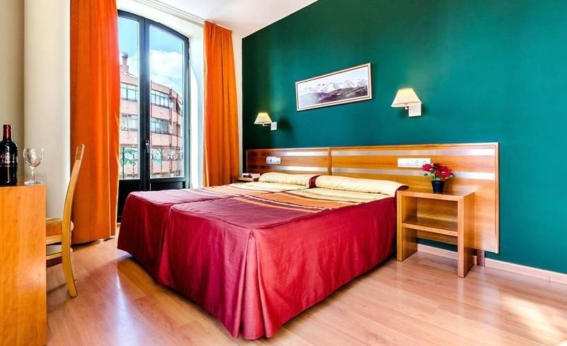 Zimmer Hotel Mirador de Santa Ana Avila