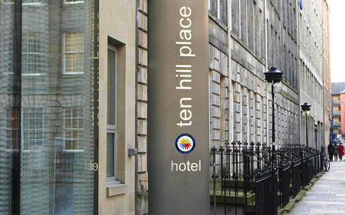 Hotel Ten Hill Place Edimburgo