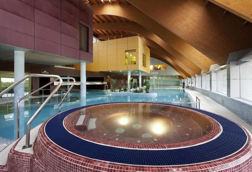 Hotel thalasia costa de murcia en san pedro del pinatar for Thalasia precio piscina