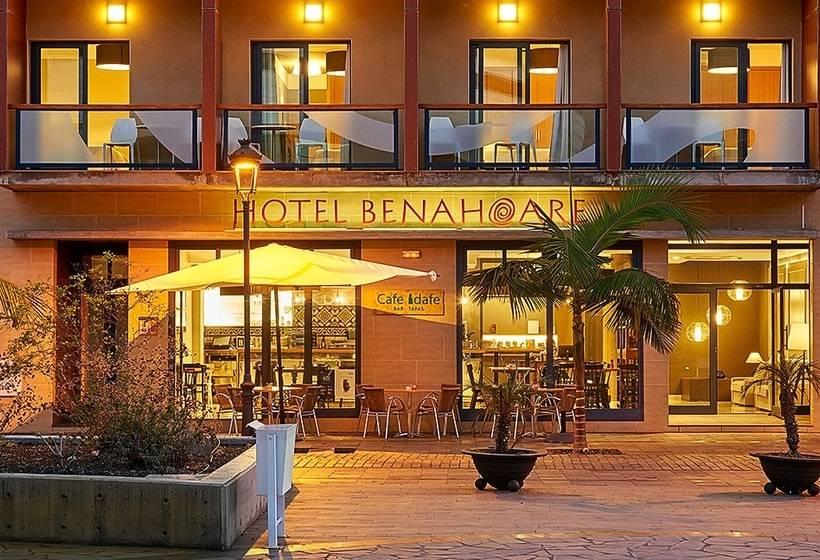 Outside Hotel Benahoare Los Llanos de Aridane