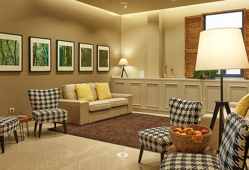 Zonas comuns Hotel Benahoare Los Llanos de Aridane