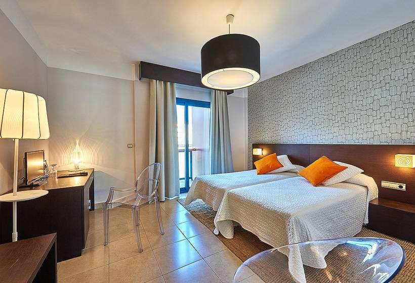Quarto Hotel Benahoare Los Llanos de Aridane