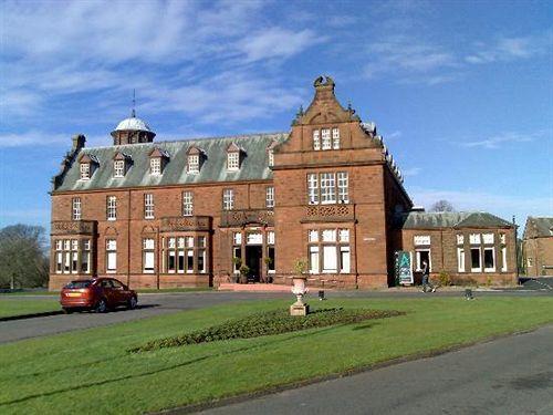 Aston Hotel Dumfries Holiday Inn