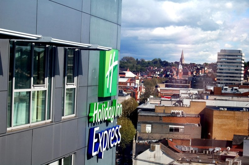 Holiday Inn Express Swindon City Centre Hotel