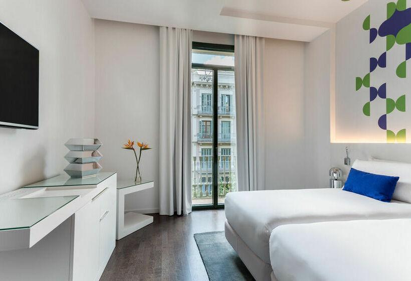 Hotel Room Mate Carla Barcelone