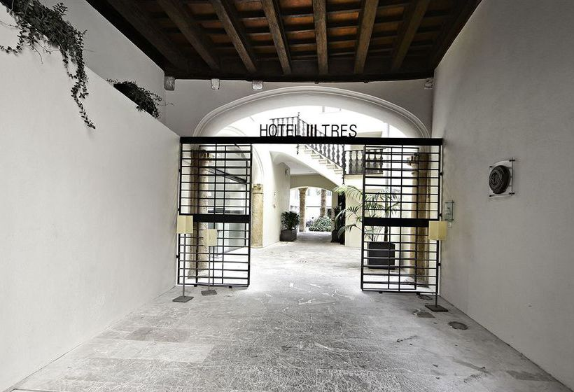 Hotel Tres 팔마데마요르카