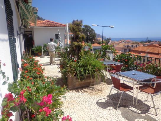 Pension Hotel Basse Categorie Vila Terezinha Teresinha A Funchal