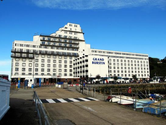 Grand Burstin Hotel Menu