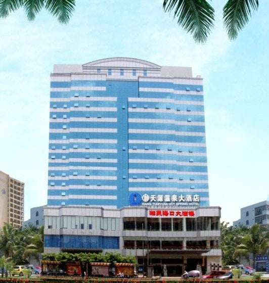 Hotel Hainan Huatian  Haikou  The Best Offers With Destinia
