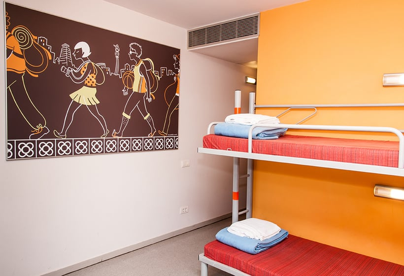 Youth Hostel Pere Tarres Barcelone