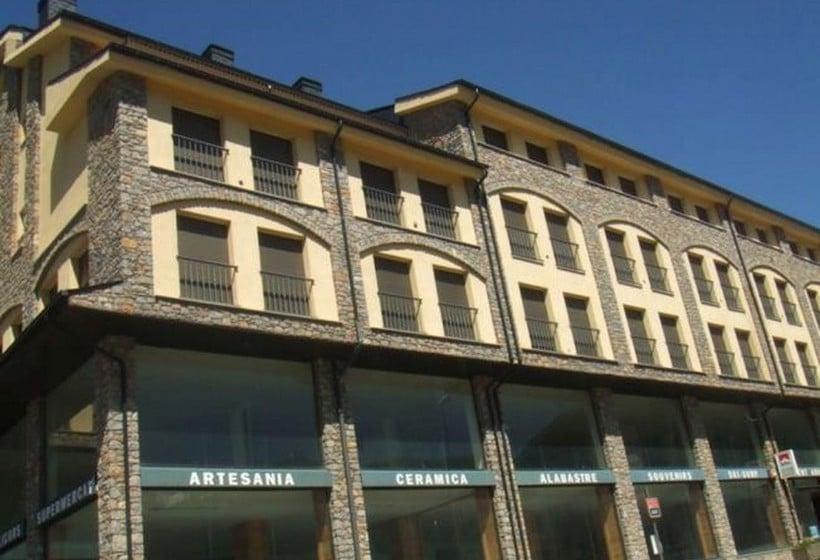 Apartamentos Glaç Soldeu 3000 Bordes d'Envalira