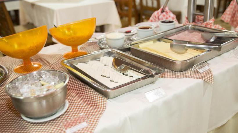 Restaurant Hotel Mirante Foz do Iguacu