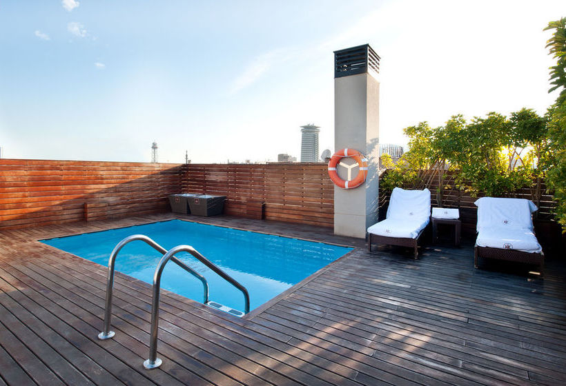 Hotel catalonia aviny em barcelona desde 34 destinia for Hoteis em barcelona