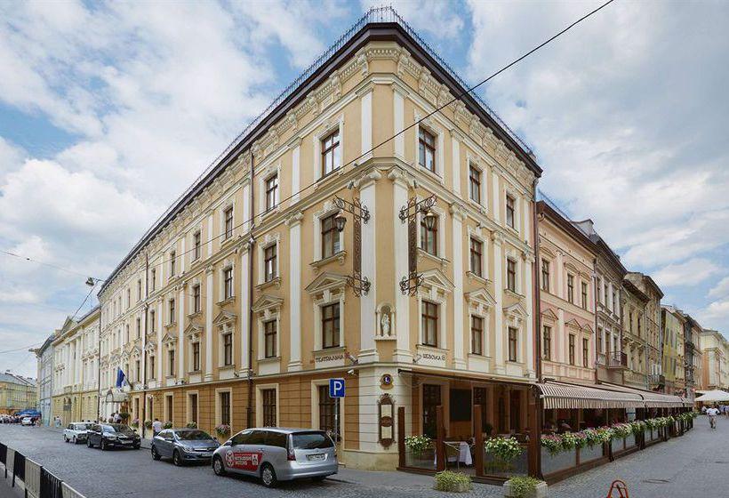 Hôtel Leopolis Lviv