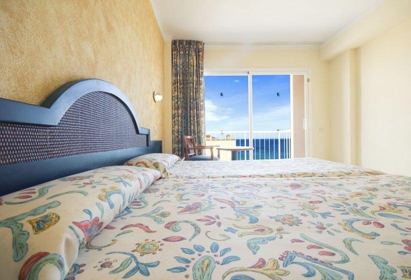 Kamer AzuLine Hotel Coral Beach Es Canar