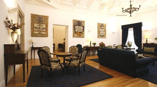 호텔 Palacio dos Melos Viseu