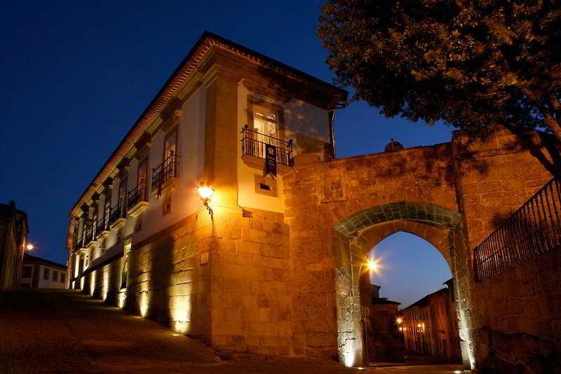 ホテル Palacio dos Melos ヴィゼウ