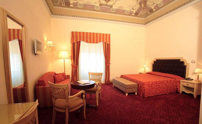 Manganelli Palace Hotel Catania