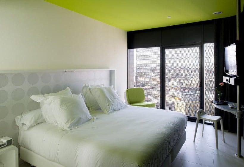 Zimmer Hotel Barceló Raval Barcelona