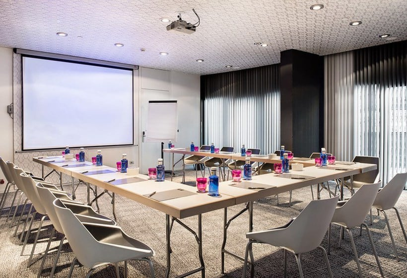 Meeting rooms Hotel Barceló Raval Barcelona