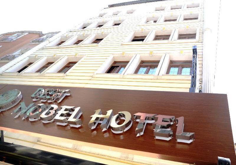 Outside Hotel Best Nobel Istanbul