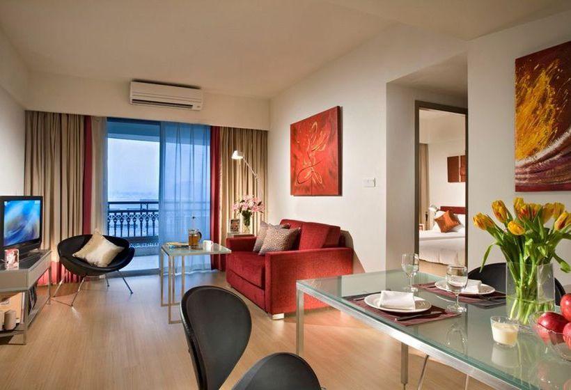 h tel citadines biyun shanghai shanghai les meilleures offres avec destinia. Black Bedroom Furniture Sets. Home Design Ideas